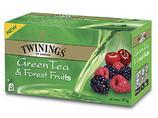 Grønn te skogsbær 25bg