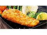 Fish'n chips gourmetfilet, 125 g, msc