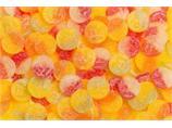 Sure fruktpenger løsvekt