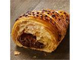 Croissant m/sjokolade & hasselnøtter 44 x 90 g