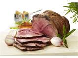 Kalvestek stekt og slicet ca2kg 3stk/krt