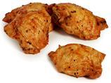 Kylling overlår smoked bbq grillet