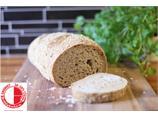 Havrebrød, steinovnsbakt