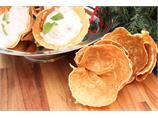 Krumkaker - skåler - 4 stk