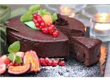 Sjokolademuffinskake - finnes i flere størrelser