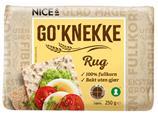 Go'knekke rug 250g