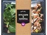 Mg salat kylling og quinoa