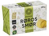 Økologisk røros smør 250g