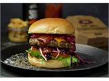 Holy smoke storfeburger 150g x 2stk