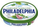 Philadelphia light hvitløk/urter 200g