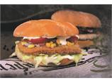 Kyllingburger panert halal