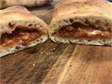 Peppes calzone ham & cheese