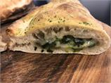 Peppes calzone creamy chicken