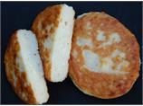 Klippfiskkarbonader med ost